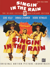 Singin' in the Rain Musical Sheet Music