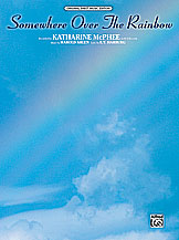 Somewhere Over The Rainbow Sheet Music Katharine McPhee version