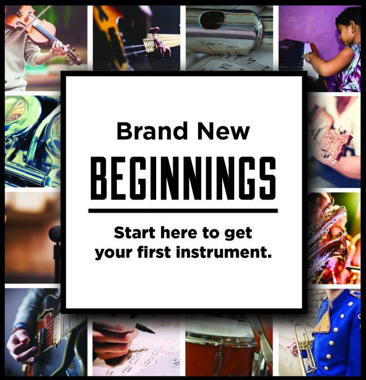 Beginning Instrument Banner