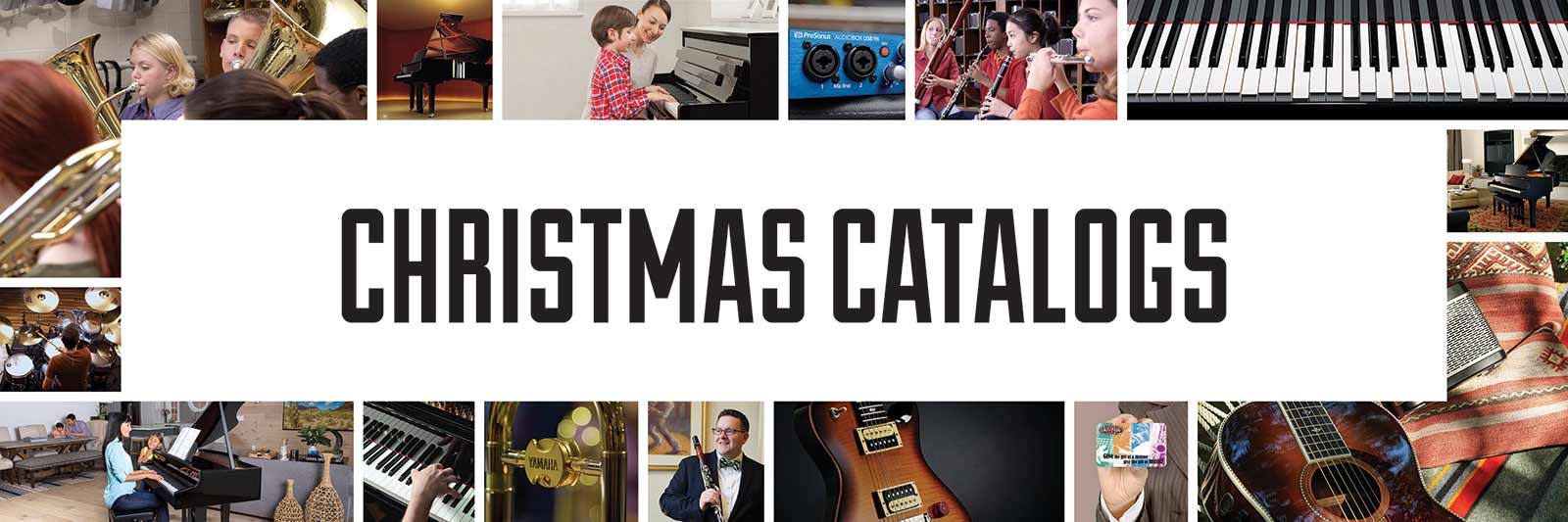 Click to see our Christmas Catalogs