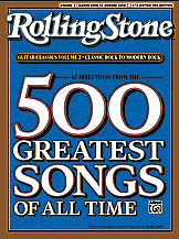 500 Greatest Songs of All Time Easy Guitar Sheet Music