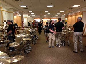 Cymbal Land Cincinnati 2013 Picture 2