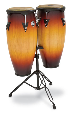 LP City Wood Congas 10