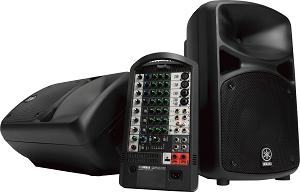 Yamaha StagePas 600