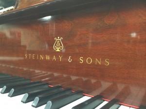 Steinway & Sons Model L