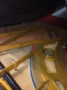 "2002 Petrof III 6'3"" Grand Piano"
