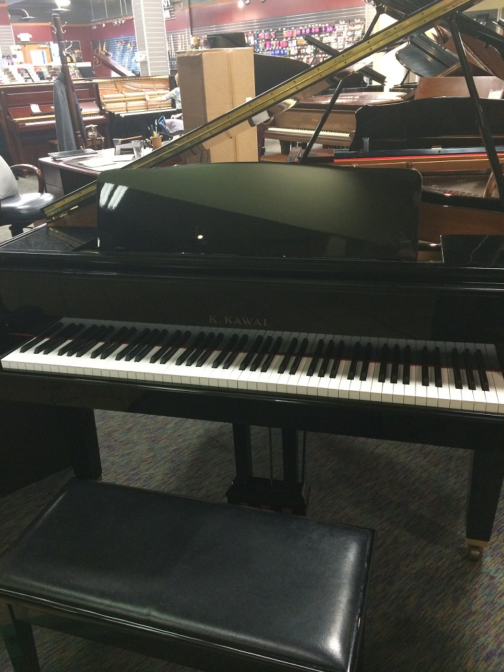 Kawai GM1 with QRS Player System $6,500