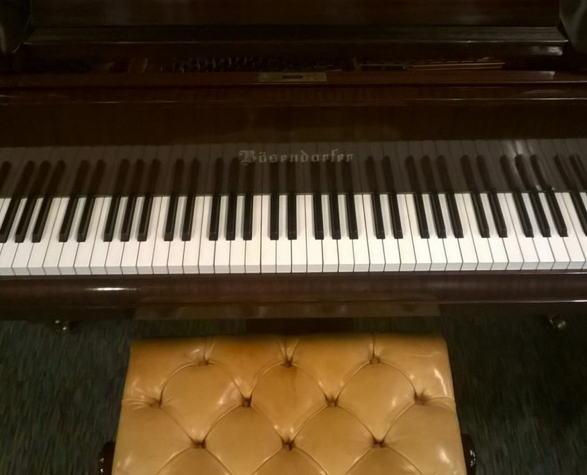 Authentic Bosendorfer