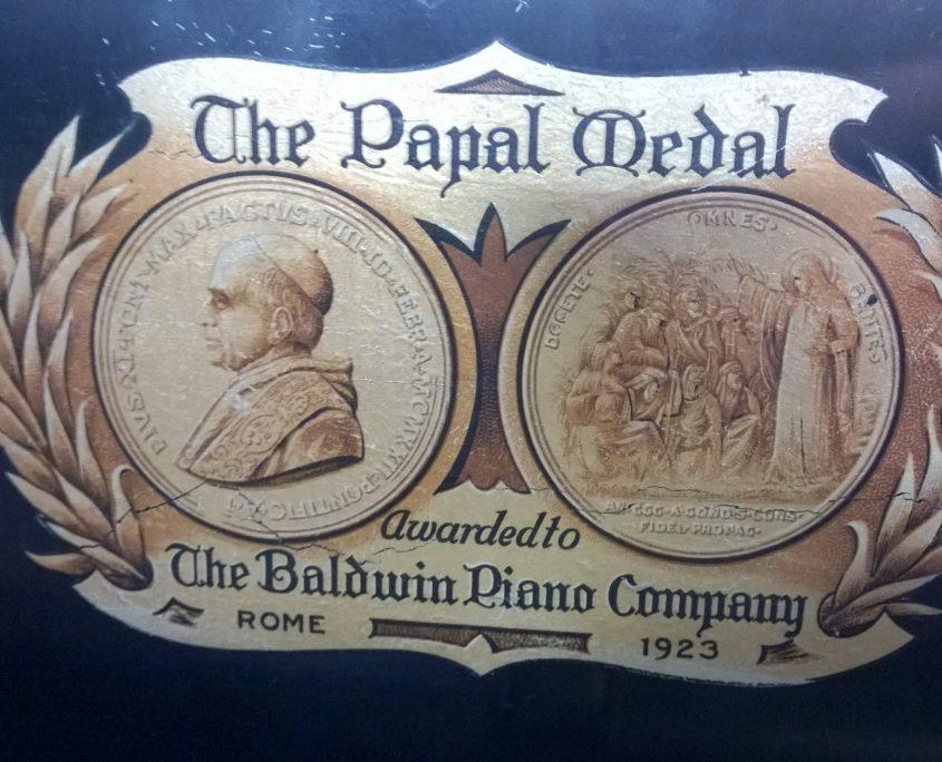 1903 Cincinnati Baldwin D 9'