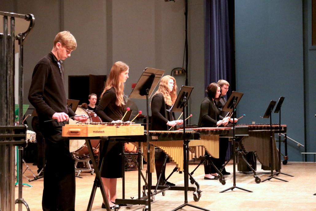 Walton verona high school percussion ensemble willis music for Yamaha school of music lexington