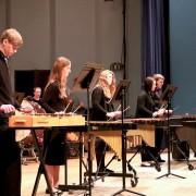 Walton-Verona High School Percussion Ensemble
