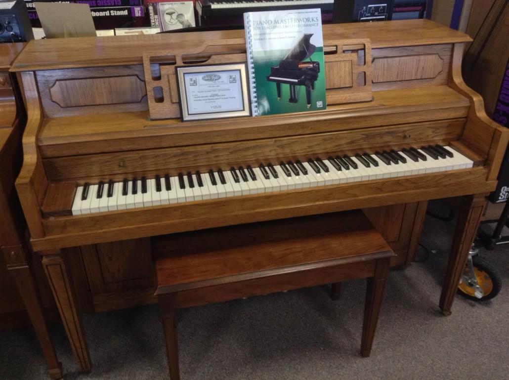 popular used pianos for sale willis music. Black Bedroom Furniture Sets. Home Design Ideas
