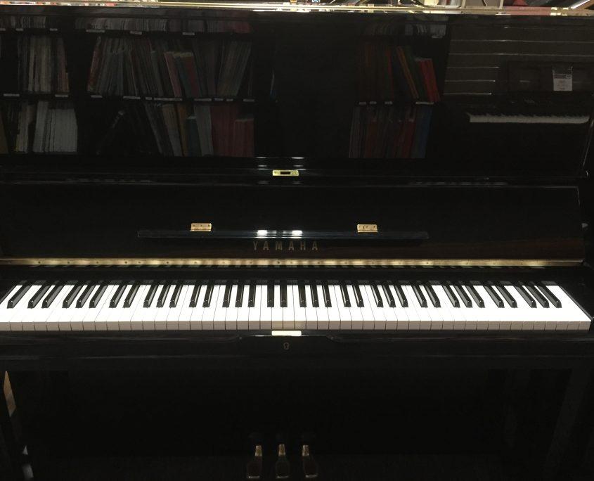 Yamaha u3 upright 6 500 willis music for Used yamaha u3 upright piano