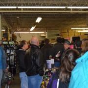 Crowd Warehouse Sale