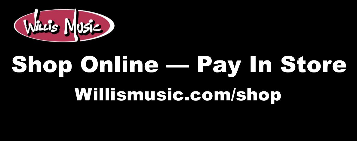 Online music shop