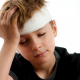 Flute Player Sidelined with Concussion!