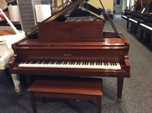 Used Baldwin Model M Baby Grand Piano