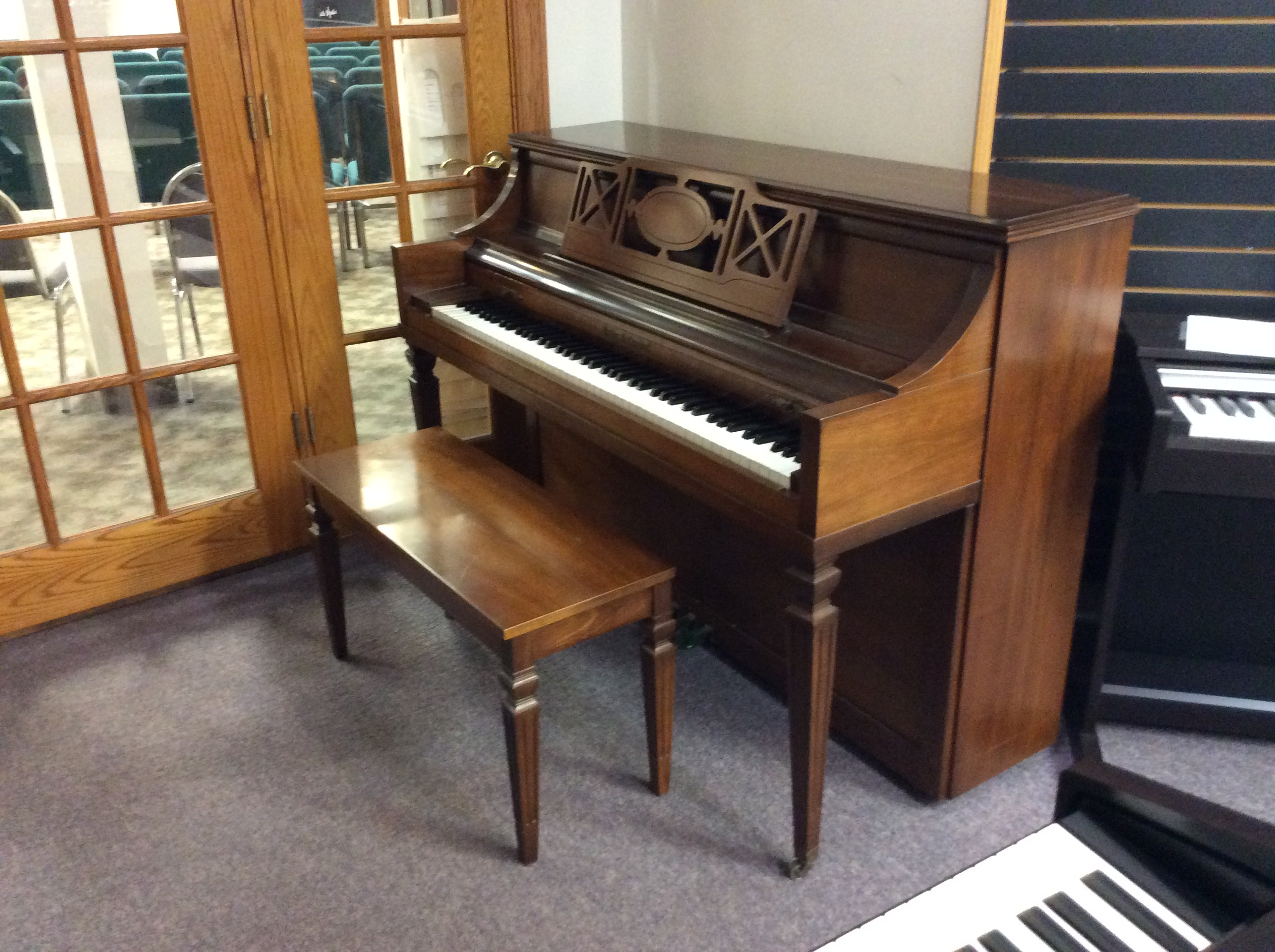 Pre-Owned Kohler & Campbell upright piano makes a great gift ...