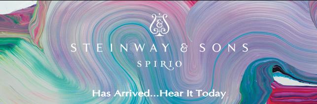 Steinway Spirio Banner