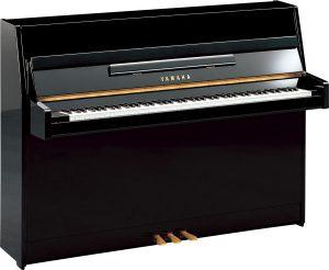 Yamaha B1 Polished Ebony Piano Picture