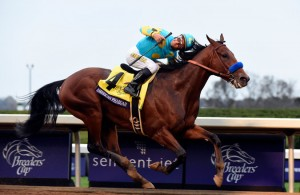 American Pharoah Hit the Trifecta