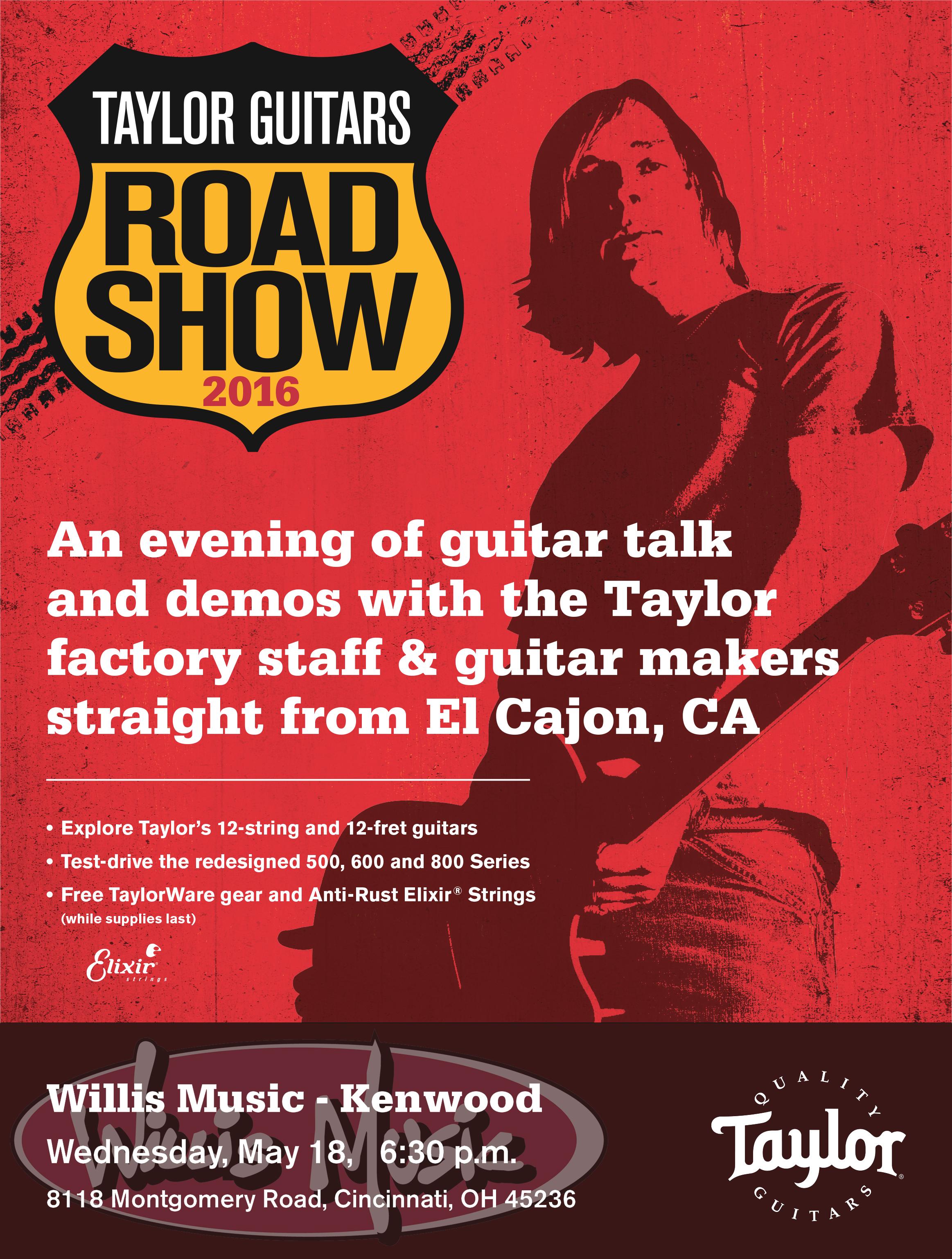 Taylor Roadshow