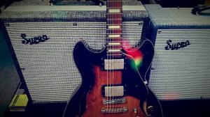 Supro Amp Image