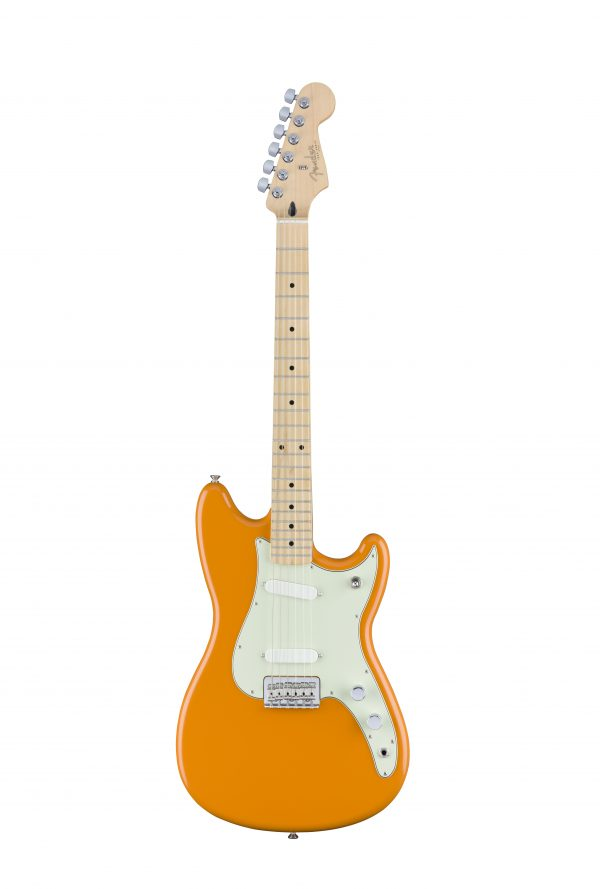 Fender Duo Sonic Capri Orange