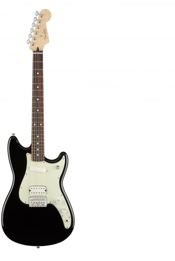 Fender Duo Sonic Black