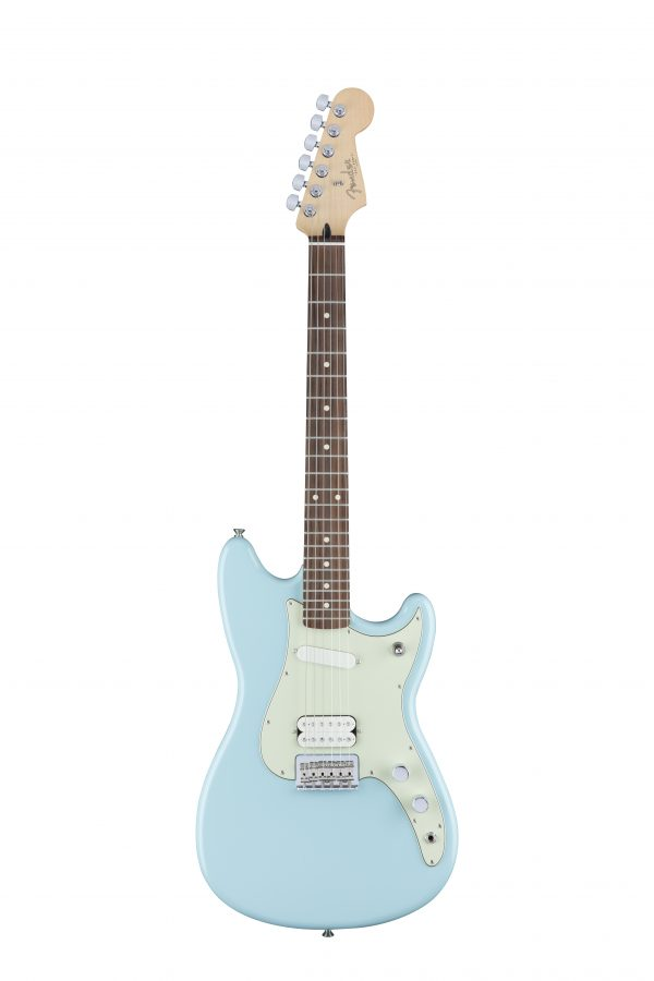 Fender Duo Sonic daphne Blue