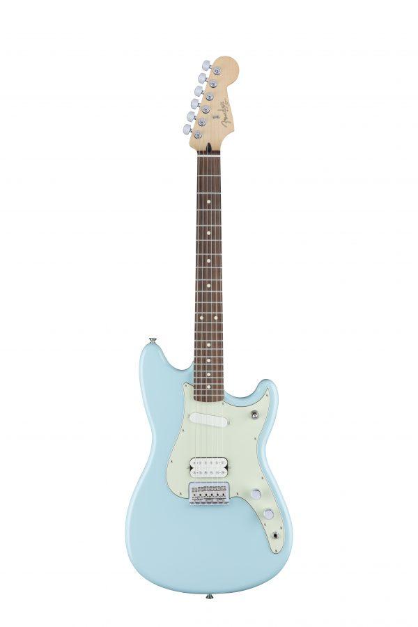 Fender Duo Sonic daphne Blue