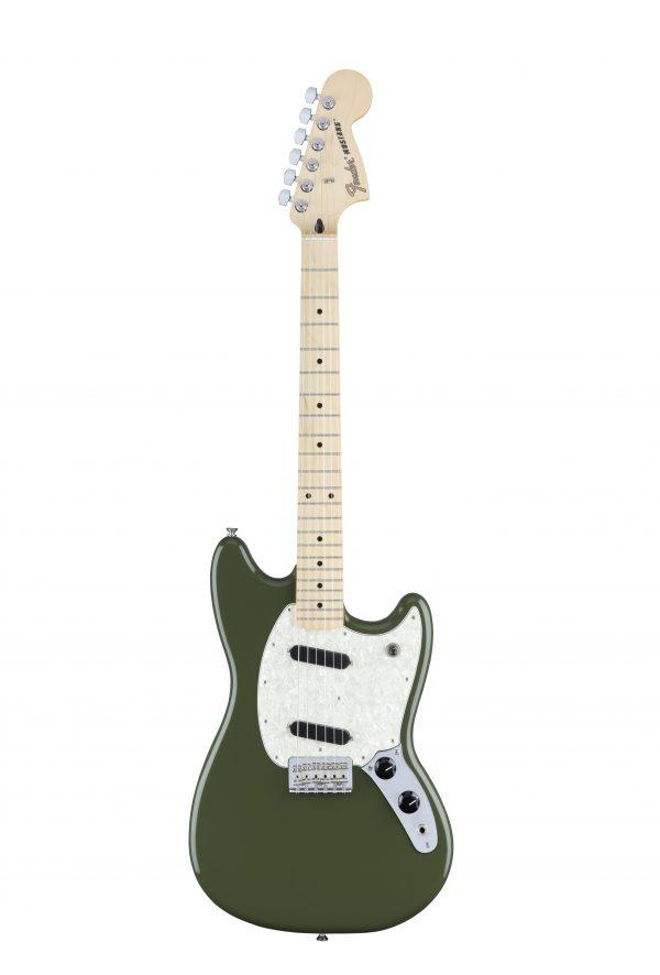 Fender Offset Mustang 90 Olive
