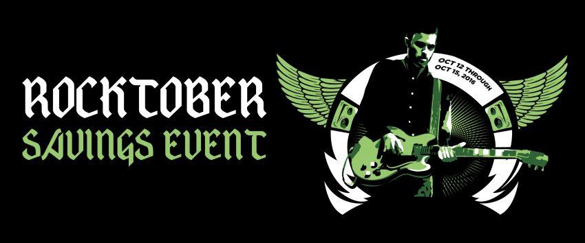 Rocktober Event Banner