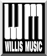 Willis Piano Logo