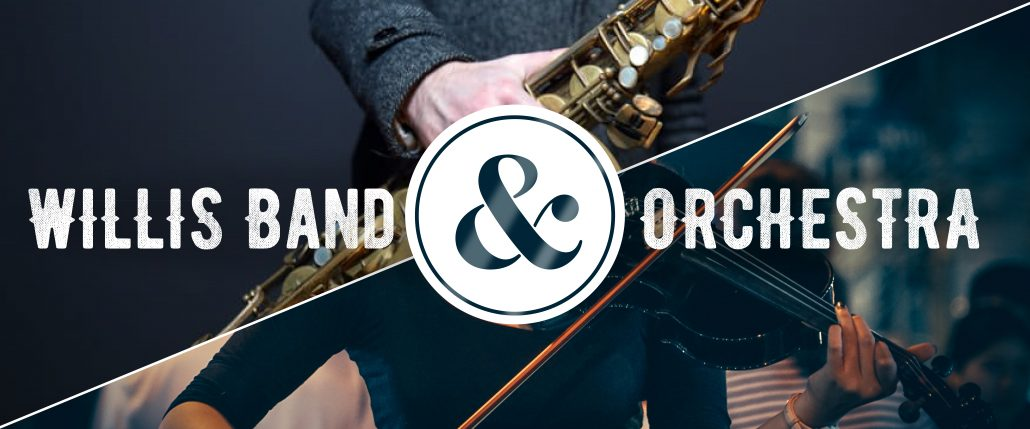 Band & Orchestra Banner