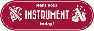 Rent your Band Instrument Today.