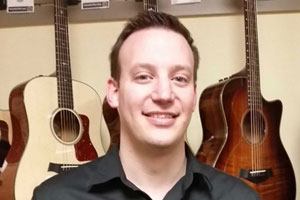 Picture of Kevin Schwallie Manager of Willis Music Kenwood