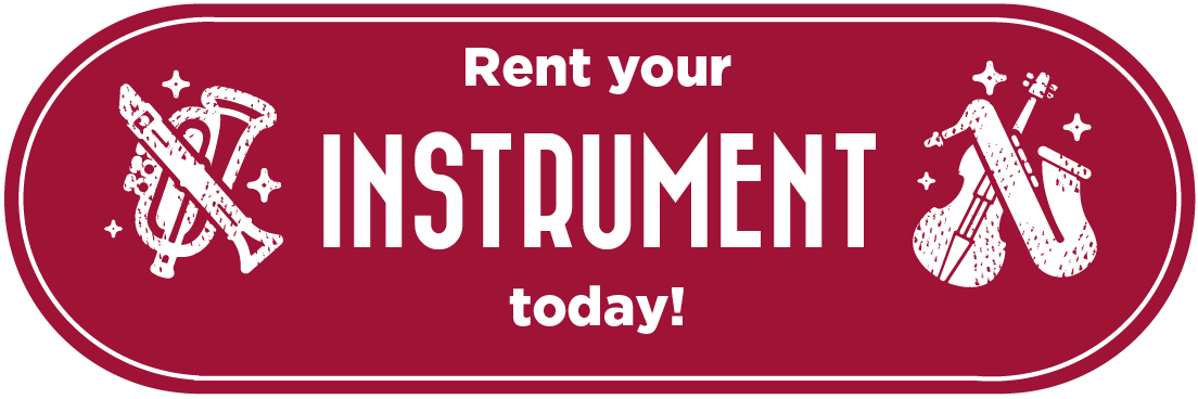 Musical Instrument Rentals - Renting a Trumpet - Renting a Clarinet - Renting a Flute - Renting an Alto Sax -Renting a Tenor Sax - Renting a Trombone - Renting a Piccolo-Renting an Oboe