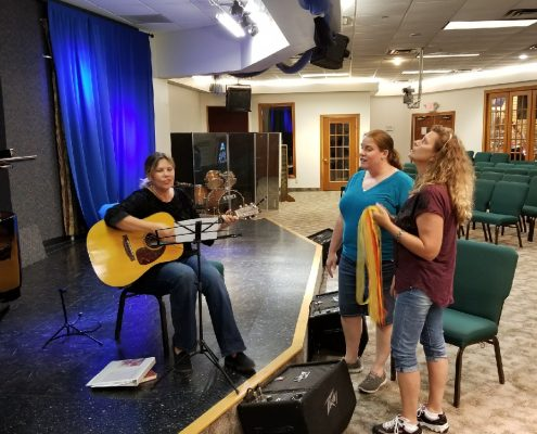 Worship Musician Night Florence