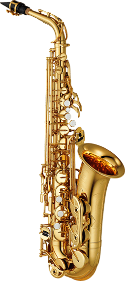 Renting an Alto Sax Image