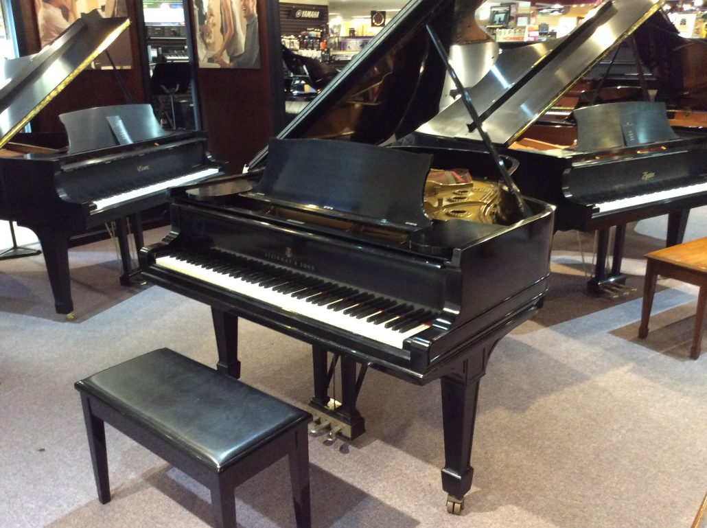 Steinway sons model a 1900 willis music for Yamaha school of music lexington