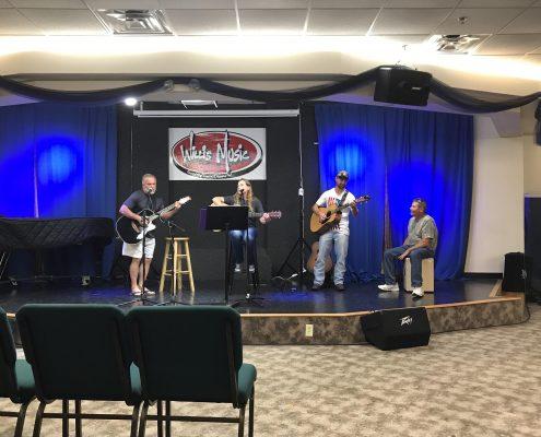 Worship Musician Night group