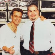 Bill and Eddie Van Halen