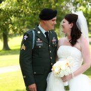 Colleen wedding pic