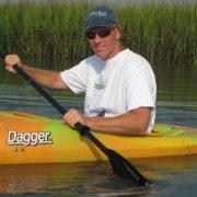 Kevin Kayaking