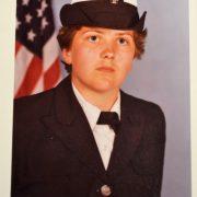 Judy Military Photo