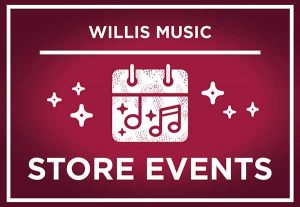 Store event Banner