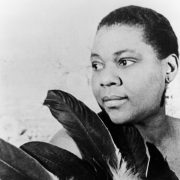 Bessie Smith Portrait