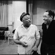 Count Basie and Duke Ellington