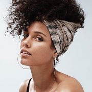 Headshot of Alicia Keys
